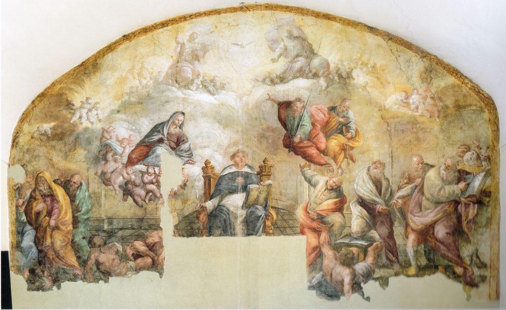 Aula di San Tommaso d'Aquino
